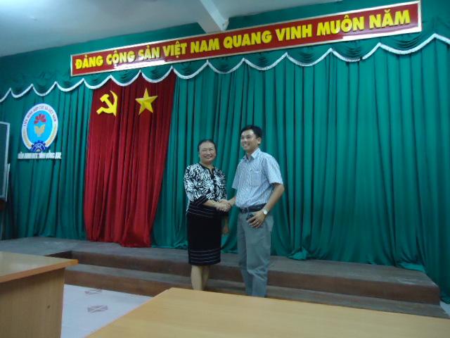 B. Nguyễn Thị Cúc - Chủ tịch Hội Tư vấn Thuế VN - Dịch vụ thuế kế toán tại Đồng Nai
