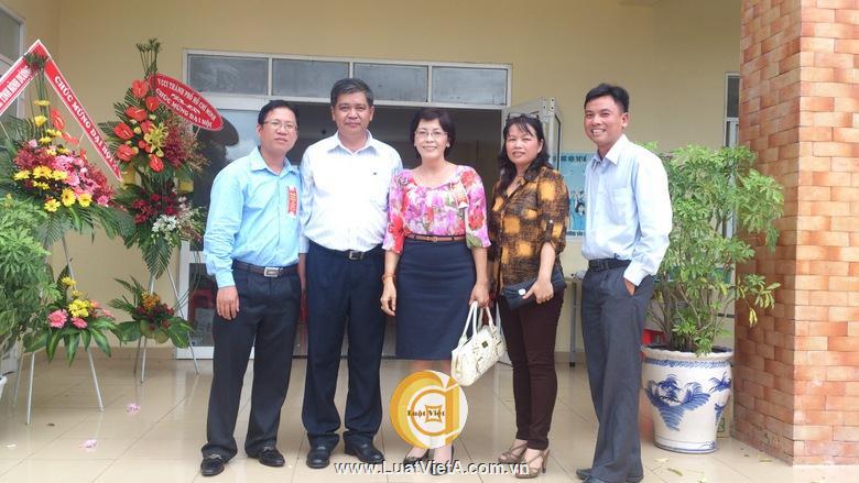 B.Nguyễn Thị Vân P.Cục trưởng Cục Thuế Đồng Nai & Ban chấp hành Hội các nhà XNK