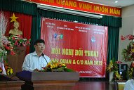 Ô. Trần Ngọc Liêm - P.Giám đốc Phòng TM & Công nghiệp VN - Tp.HCM
