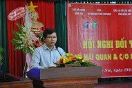 Ô. Nguyễn Đăng Chính - Trưởng phòng XNK khu vục Tp. HCM-Đồng Nai