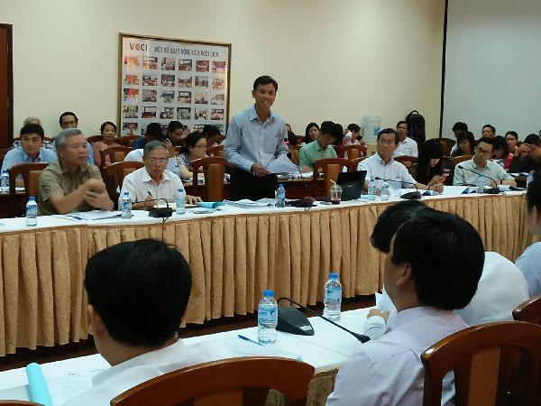 Ông Nguyễn Ngọc Tuấn, Phó chủ tịch Hội xuất nhập khẩu Đồng Nai, Giám đốc Công ty CP Tư vấn Thuế kế toán LuậtViệt Á