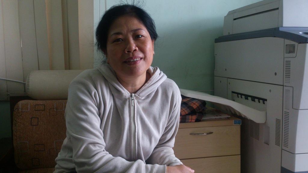 Giám đốc Công ty tnhh Tâm Trí Vượng Biên hoà Đồng Nai