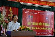 Ô. Huỳnh Thanh Bình P.Cục trưởng Cục Hải quan Đồng Nai
